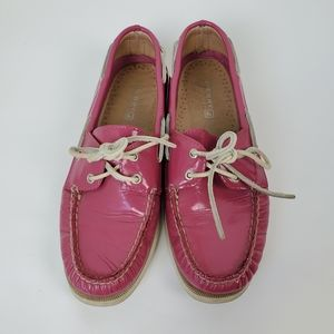 Sperry Top Sider Boat Shoes Slight Arch Supportive